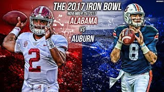 Auburn vs. Alabama 2017 | Official Iron Bowl Hype
