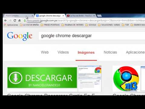 Como Actualizar Google Chrome 2014