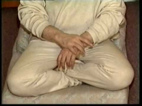 Self-acupressure for a good night sleep