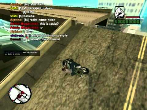 GTA San Andreas SAMP 13-24FPS Intel Media Graphics 3600