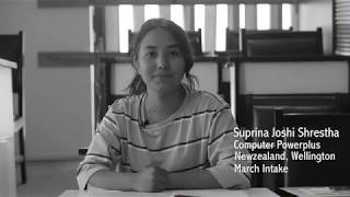 Student Success Visa Story - Suprina Joshi Shrestha