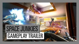 Space Junkies - Játékmenet Trailer