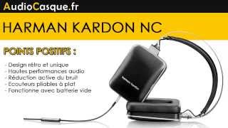 [Harman Kardon NC - Test Complet | Casque avec réduction acti...] Video