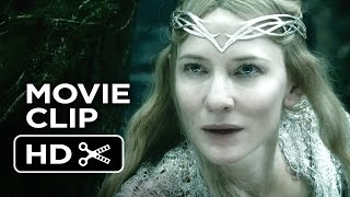 The Hobbit: The Battle Of The Five Armies Movie CLIP Not