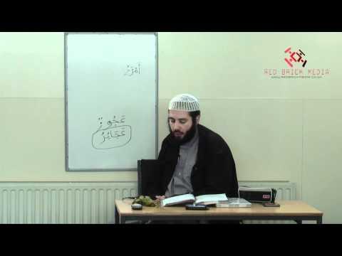 Al-Arabiyyah Bayna Yadayk (Book 2) by Ustadh Abdul-Karim Lesson 19