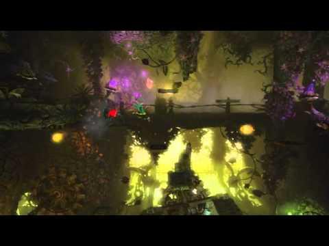 Trine 2: новый геймплейный трейлер