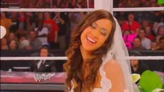 "AJ Lee MV ""Light It Up."""