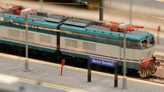 Italien im Miniatur Wunderland - Der längste Film der Modelleisenbahn mit allen Details