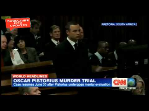 [ news today tv ] oscar pistorius murder trial