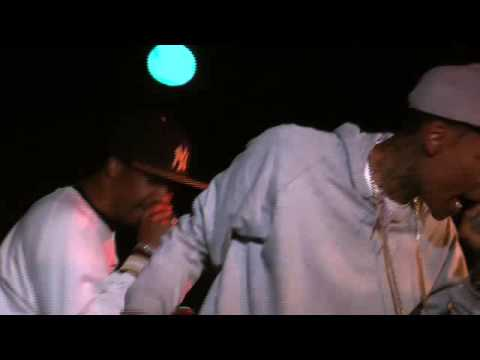 Wiz Khalifa - Boarding Pass / Starstruck (Remix) @ FrankRadio CMJ Showcase, Southpaw, Brooklyn, NYC