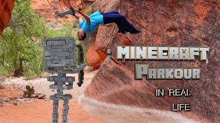 Parkour v Minecrafte