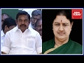EC's hearing against Sasikala underway..