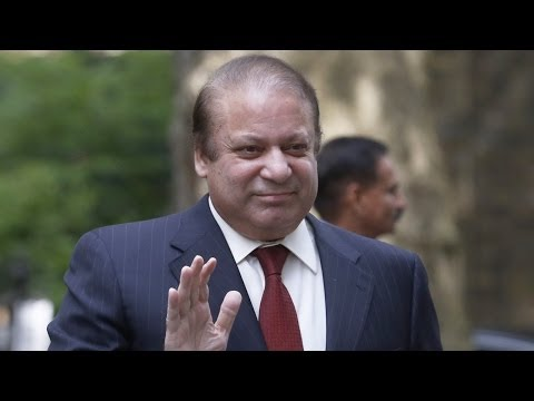 Pak PM Nawaz Sharif's press conference
