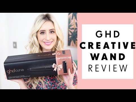 How To: Beachy Waves with the GHD Curve Creative Curl Wand