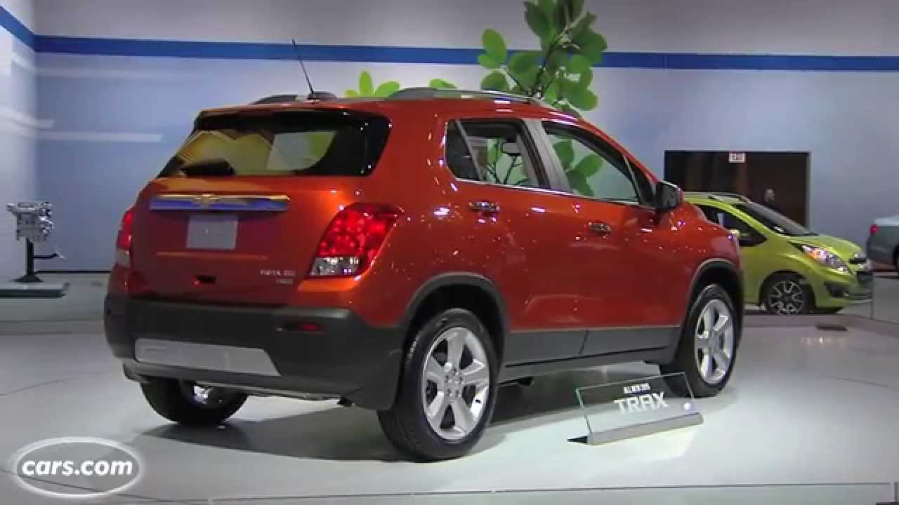 2015 chevrolet trax - first look