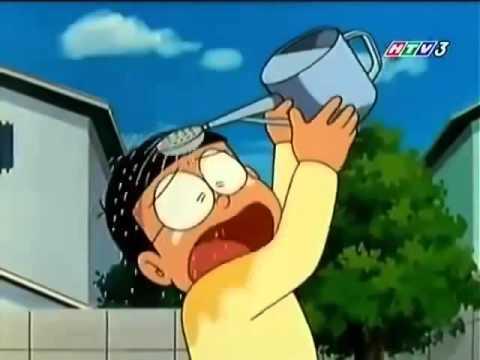 Phim hoạt hình Doraemon Lồng Tiếng Việt Tập 32 Ống bơm cơ thể mp4