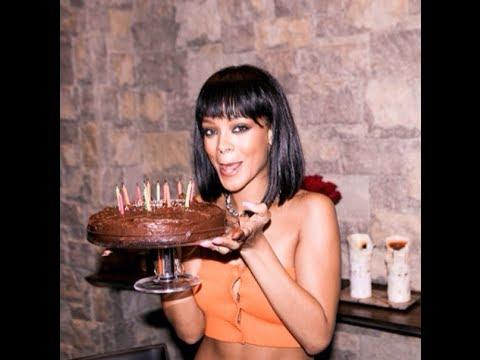 Rihanna Celebrates her 26th Birthday In Aspen