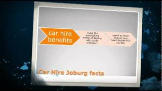 Car hire Joburg - How To Choose The Ideal Car Hire Jo'burg Company and Enjoy Hassle free  Travel
