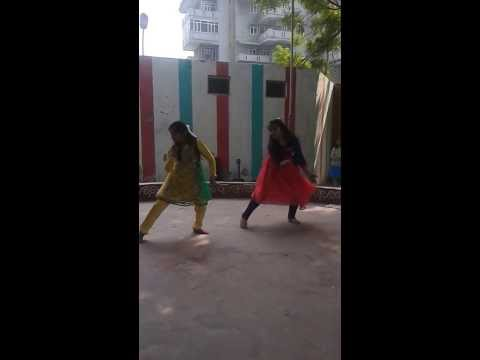 Mansi performance on 26th Jan Celebration(Society)