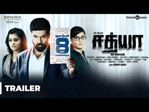 Sathya Official Trailer 2