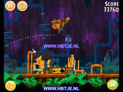 Angry Birds Short Fuse 25-4 3 stars