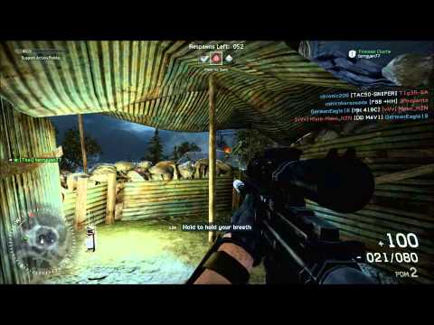 Medal of Honor: Warfighter Zero Dark Thirty