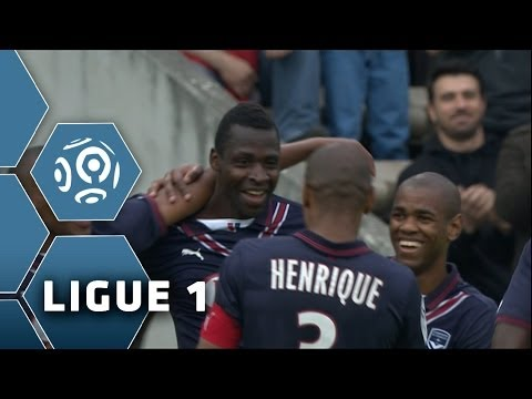 But Cheick DIABATE (26') - Girondins de Bordeaux-EA Guingamp (5-1) - 20/04/14 - (FCGB-EAG)