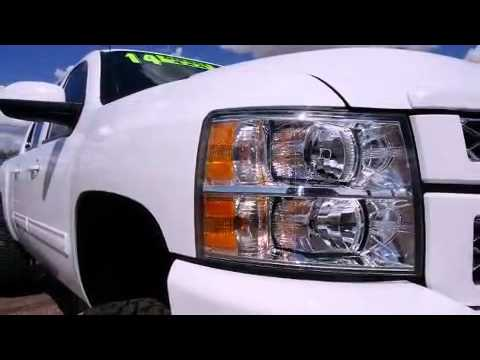 2014 Chevrolet Silverado 2500HD LT 4X4 Lifted