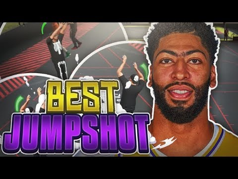 NBA 2K20 BEST JUMPSHOT FOR CENTERS + ALL GREENS! (BE A BETTER SHOOTING CENTER)