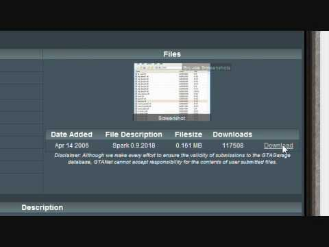 Grand Theft Auto: San Andreas Rims And Donks Tutorial