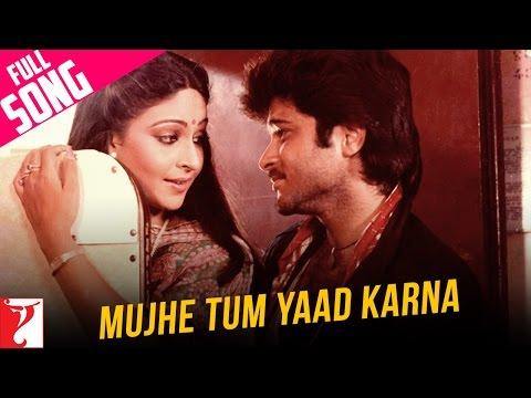Mujhe Tum Yaad Karna