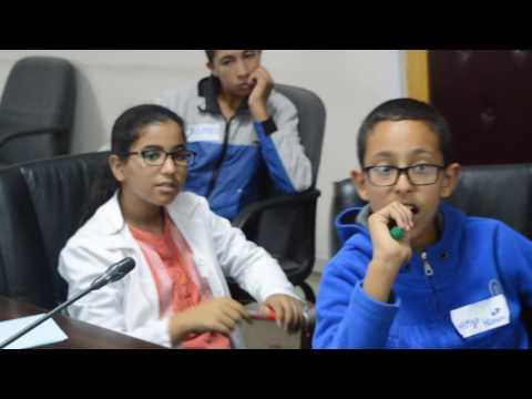 تشخيص اطفال في وضعية إعاقة