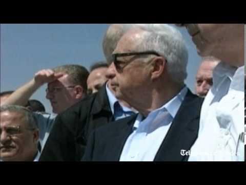 Ariel Sharon dies aged 85