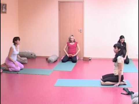 Йога для беременных (мастер йоги, психолог Катерина Кладова)