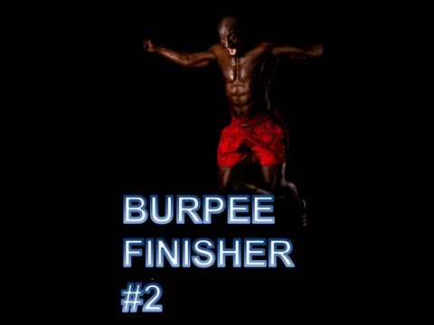 Ultimate Burpee Finisher #2