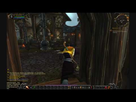 World of Warcraft : Cataclysm Beta Worgen Starter Quests / Zone Part 2