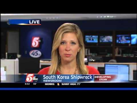 10 More Bodies Found Inside South Korean Ferry