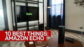 Amazon Echo: 10 best things you can do with it