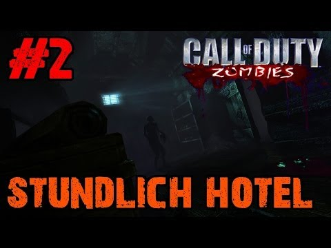 Stundlich Hotel (SPJK) Ep.2 - Call of Duty Custom Zombies (CoD Zombies) - World at War [PC HD]