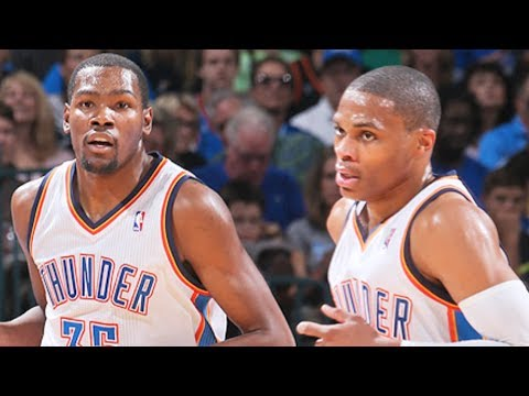 Kevin Durant & Russell Westbrook Fight? OKC Thunder - Are They Done?