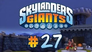 Let's Play Skylanders: Giants #27 - Aus dem Nähkästchen [blind!] [FULL-HD]