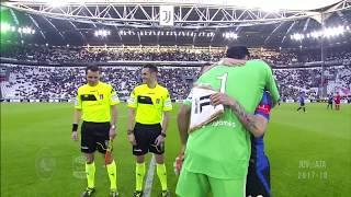 Juventus-Atalanta 2-0 - 26^ giornata - Serie A TIM 2017/2018 - Highlights