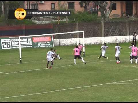 Club Atl. Estudiantes 0-1 CA Platense