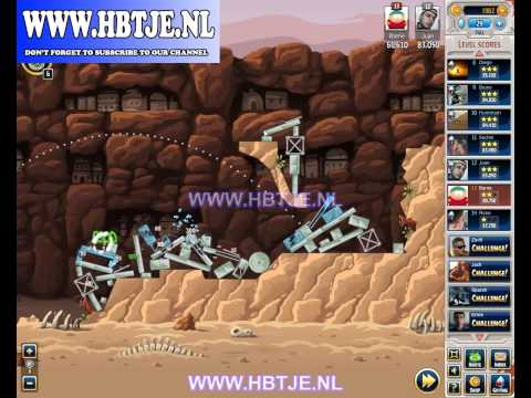 Angry Birds Star Wars Tournament Level 5 Week 47 (tournament 5) facebook