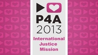 International Justice Mission - Dressember - Project for Awesome 2013
