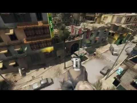 District - 125 FPS Jumps and Bounces Showcase (CoD4) (PC)