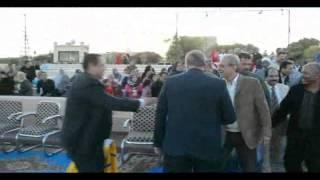 محافظ المنيا ومدير الأمن يشهدان حفل زفاف جماعي لـ20 فتاة