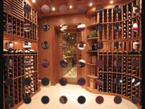 Interiores cavas de vino youtube - Cocinas como disenarlas ...