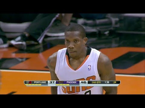 Eric Bledsoe Full Highlights vs Trail Blazers - 22 Points 6 Assists (2013.10.30)