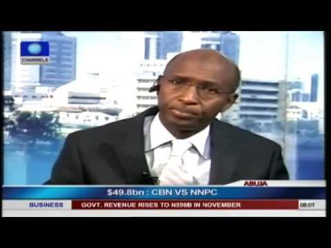 NNPC Has Been Cleared Of Missing Money Scandal -- Spokesman Prt3